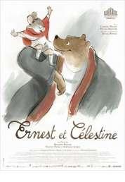 L'affiche du film Ernest et Célestine