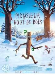 L'affiche du film Monsieur Bout-de-Bois