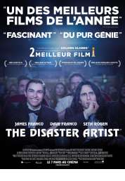 L'affiche du film The Disaster Artist