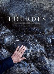 L'affiche du film Lourdes