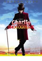 Affiche du film Charlie et la chocolaterie