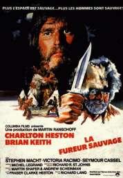 Affiche du film La Fureur Sauvage