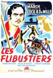 Affiche du film Les Flibustiers