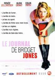 L'affiche du film Le journal de Bridget Jones