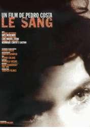 Affiche du film Le sang