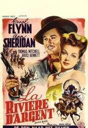 Affiche du film La rivière d'argent