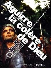Affiche du film Aguirre la colère de Dieu