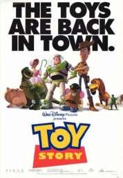L'affiche du film Toy story