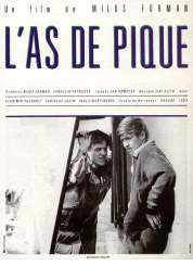 L'affiche du film L'as de pique