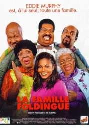Affiche du film La famille Foldingue