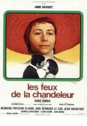 Affiche du film Les Feux de la Chandeleur