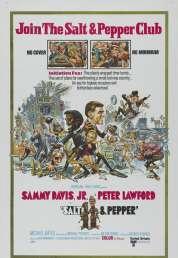 Affiche du film Sel Poivre et Dynamite