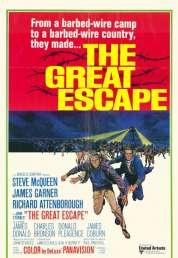 L'affiche du film La grande évasion