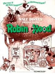 L'affiche du film Robin des bois