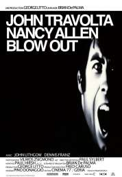 L'affiche du film Blow out
