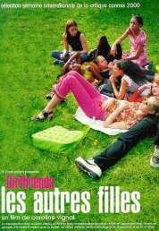 Affiche du film Les autres filles
