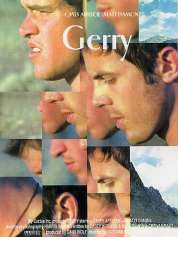 Affiche du film Gerry