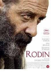 L'affiche du film Rodin