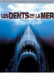 L'affiche du film Les dents de la mer