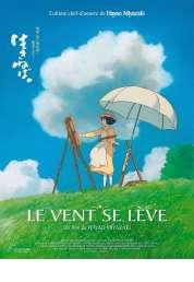 L'affiche du film Le Vent se lève