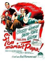 Affiche du film Si l'on Mariait Papa