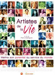 L'affiche du film Artistes De La Vie