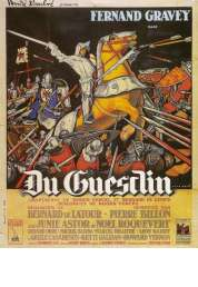 Affiche du film Du Guesclin