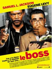 Affiche du film Le Boss (The Man)