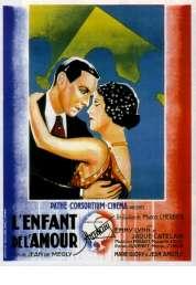 Affiche du film L'enfant de l'amour