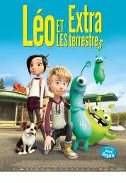 L'affiche du film L�o et les extra-terrestres