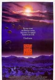 Affiche du film L'aube Rouge