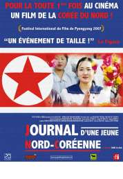 Affiche du film Journal d'une jeune Nord-Coréenne