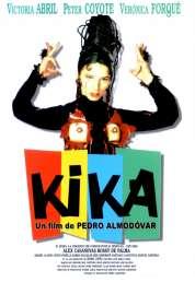 L'affiche du film Kika