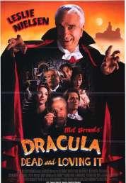 Affiche du film Dracula, mort et heureux de l'être