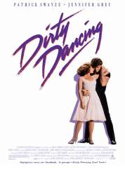 L'affiche du film Dirty dancing