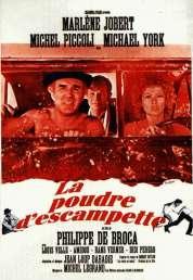 Affiche du film La Poudre d'escampette