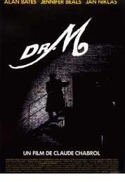Affiche du film Docteur M