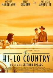Affiche du film The Hi-Lo country