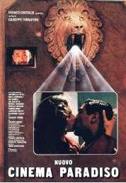 Affiche du film Cinéma Paradiso