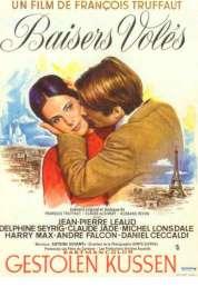 L'affiche du film Baisers volés