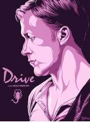 L'affiche du film Drive