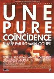 Affiche du film Une pure coïncidence