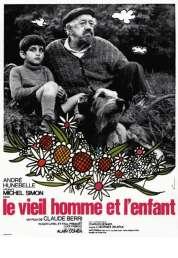 L'affiche du film Le vieil homme et l'enfant