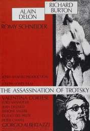 L'affiche du film L'assassinat de Trotsky