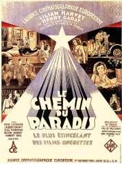 Affiche du film Le chemin du paradis