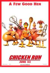 L'affiche du film Chicken run