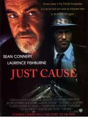 Affiche du film Juste cause
