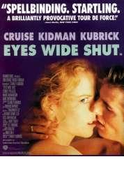 L'affiche du film Eyes wide shut