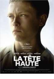 L'affiche du film La Tête haute