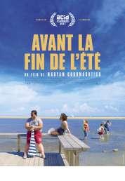 L'affiche du film Avant la fin de l'été